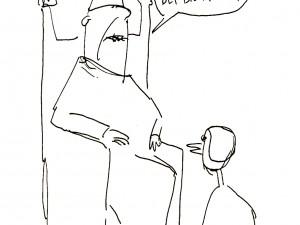En nyligen gjord undersökning visar att påven är snål.