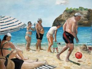 Stranden 6/ The Beach 6