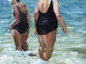 Stranden 3/ The Beach 3