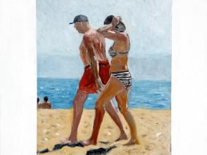 Stranden 1 /The Beach 1
