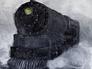 Loket/ The locomotive
