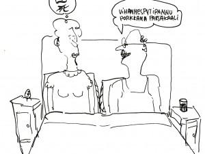 Män och kvinnor verkar inte alltid tala…