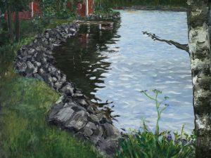 Midsommarnatt/Nordic summernight
